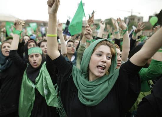 وضعيت زنان از پهلوي دوم تا امروز