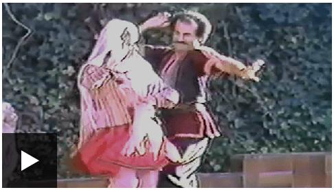'برای عشق محمد'؛ قصه پرماجرای دلدادگی به رقصنده ایرانی