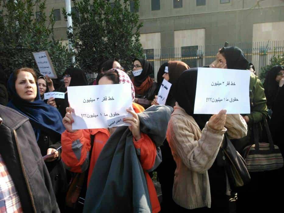 تشدید فشارهای امنیتی بر فعالان صنفی معلمان