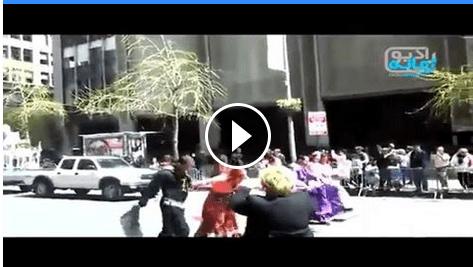 رژه نوروزی ایرانیان نیویورک