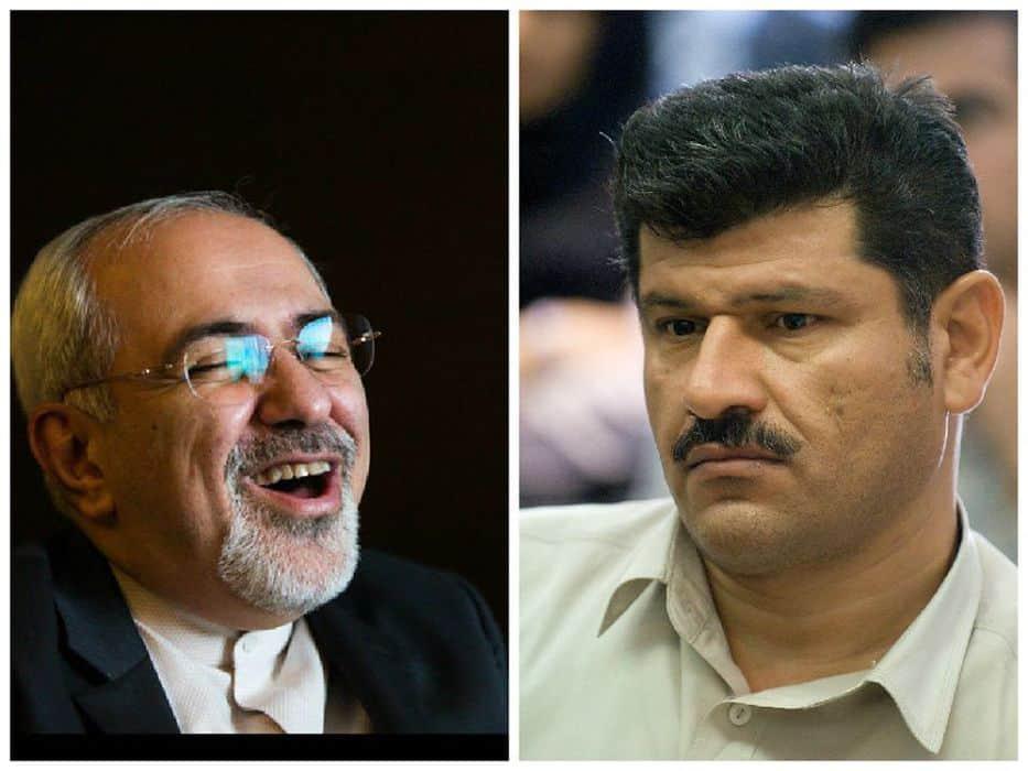 بهمن احمدی امویی: آقای ظریف! من یک روزنامهنگار زندانی بودم
