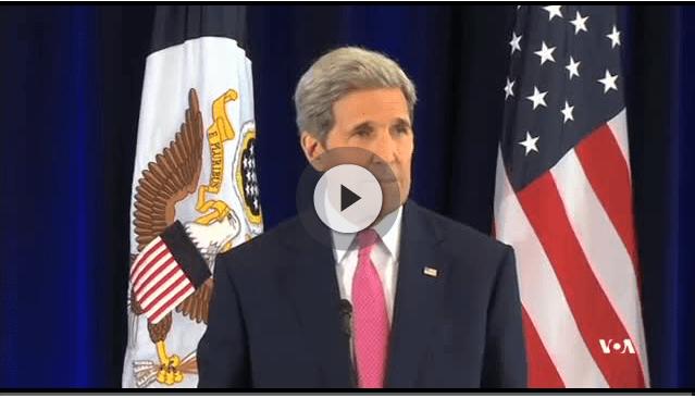 """جان کری: رد توافق اتمی با ایران """"هزینه گزافی"""" در پی خواهد داشت"""