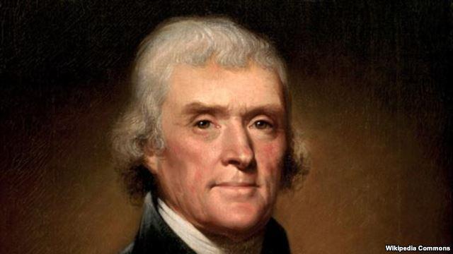 از توماس جقرسون تا دونالد ترامپ !