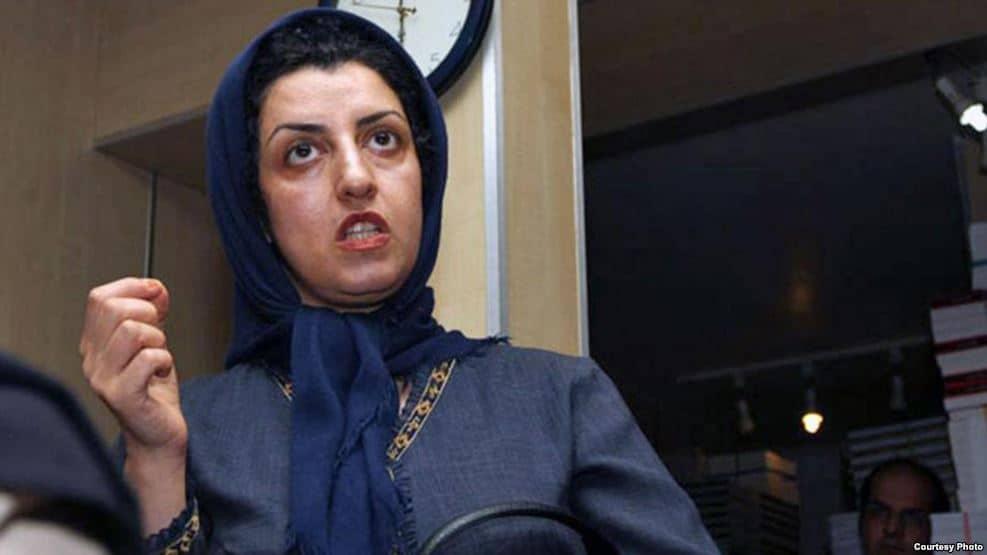 نرگس محمدی خواستار حمایت سازمان های حقوق بشری از نهادهای مدنی ایران شد