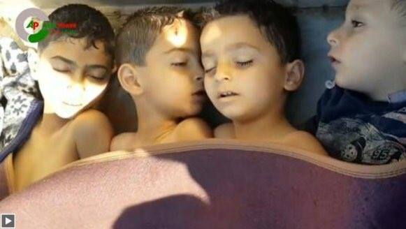 کشتار جدید کودکان ومردم سوریه
