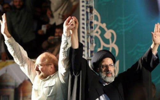 شرکت اجباری افسران و سربازان در میتینگ انتخاباتی رئیسی در مصلی تهران