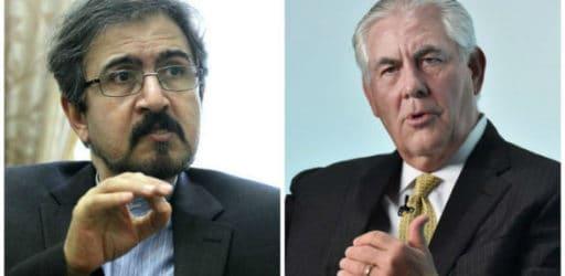 واکنش شدیدالحن وزارت خارجه به طرح دولت ترامپ برای تغییر مسالمتآمیز حکومت در ایران
