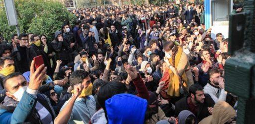 واکنش ایرانیان ساکن سوئد به تظاهرات در ایران